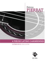 4 pieces latino caribeennes