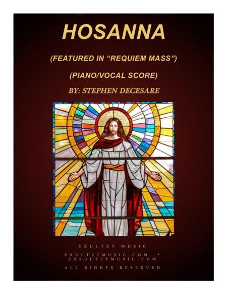 Hosanna (from