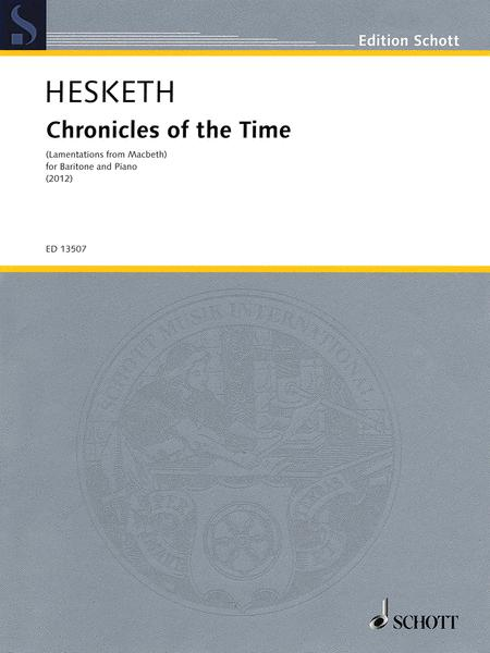 Chronicles Of The Time