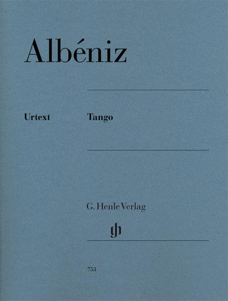 Isaac Albeniz - Tango