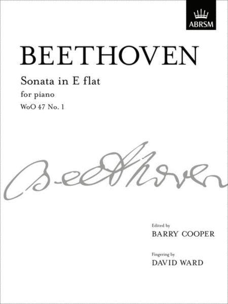 Sonata in E flat, WoO 47 No. 1