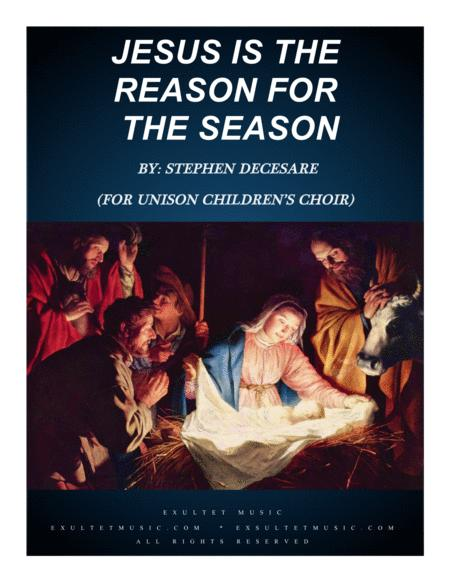 Preview Jesus Is The Reason For Season