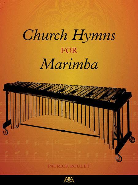 Church Hymns for Marimba