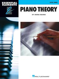 Essential Elements Piano Theory - Level 3