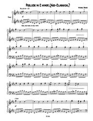 Prelude No.2 in C minor, from 24 Preludes