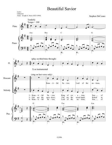 Beautiful Savior