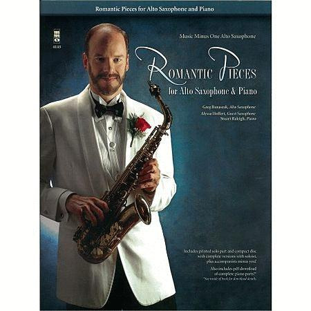 Romantic Pieces for Alto Saxophone & Piano