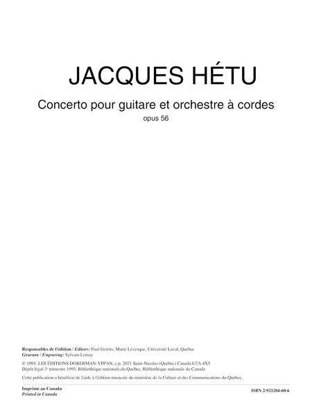 Concerto for guitar op. 56 (piano reduction)