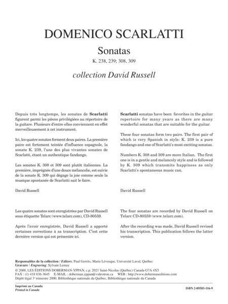 Four Sonatas