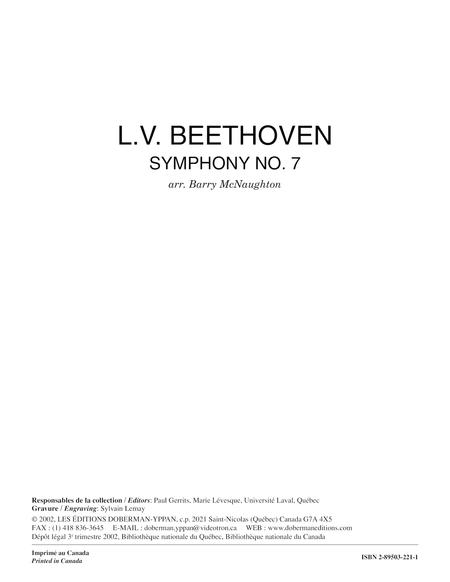 Symphony No. 7, IInd movement