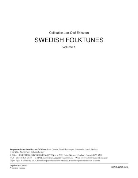 Swedish Folktune, vol. 1