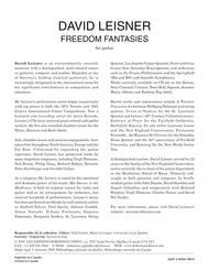 Freedom Fantasies