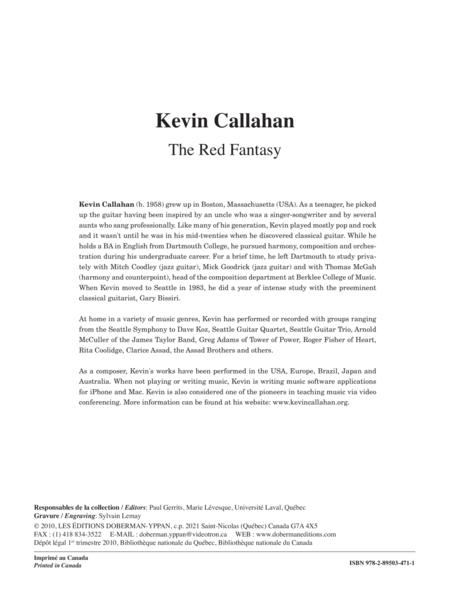 The Red Fantasy