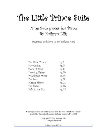 The Little Prince Suite
