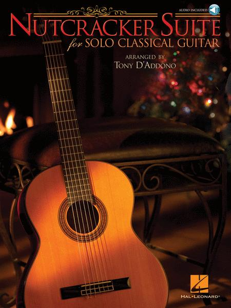 Nutcracker Suite for Solo Classical Guitar