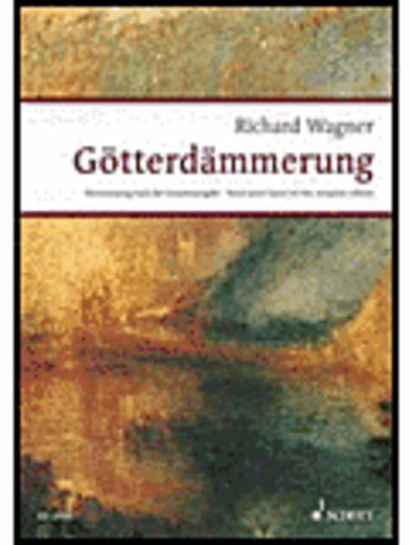 Goetterdaemmerung WWV 86 D