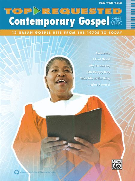 Top-Requested Contemporary Gospel Sheet Music