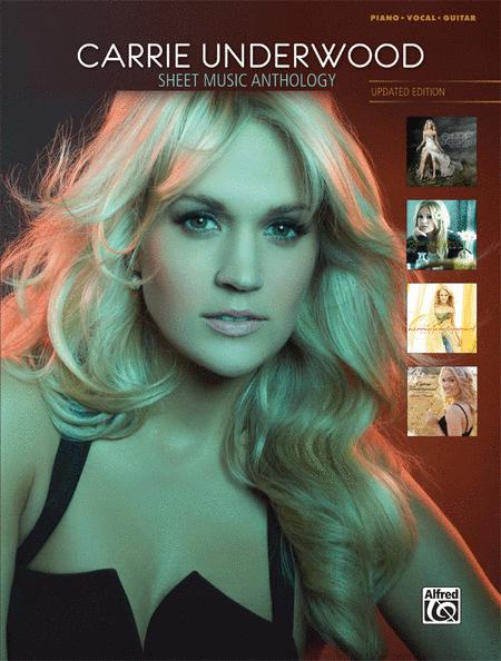 Carrie Underwood -- Sheet Music Anthology