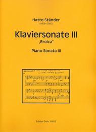 Klaviersonate III c-Moll op. 7