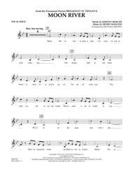 Moon River - Vocal Solo