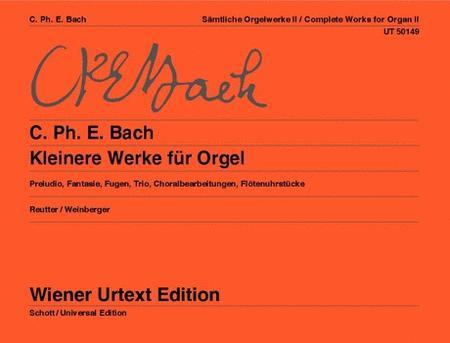 Complete Organ Works Vol. 2