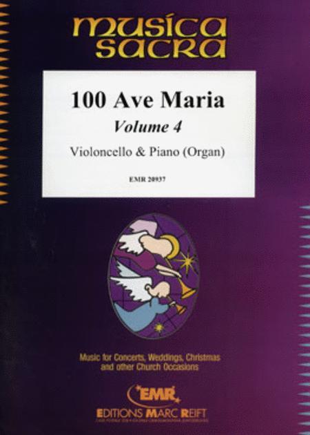 100 Ave Maria Volume 4