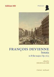 Sonata in B-flat major, Op. 70/3