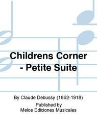 Childrens Corner - Petite Suite