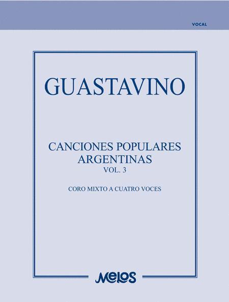 Canciones Populares Argentinas - Vol. 3