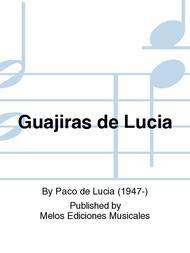 Guajiras de Lucia