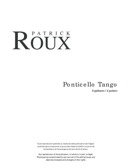 Ponticello Tango