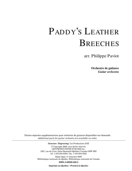 Paddy's Leather Breeches