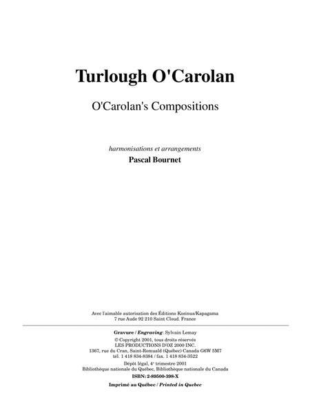 O'Carolan's Compositions