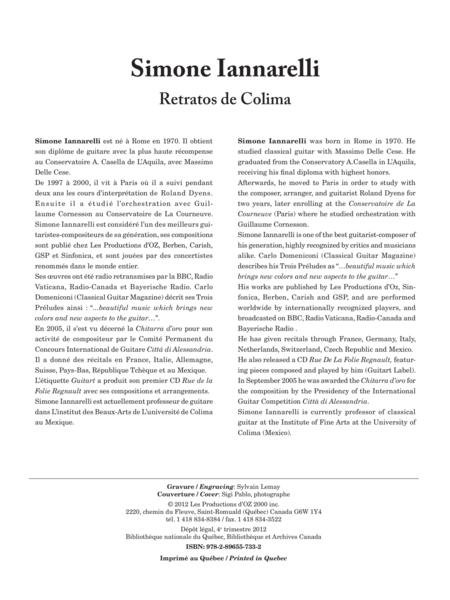 Retratos de Colima