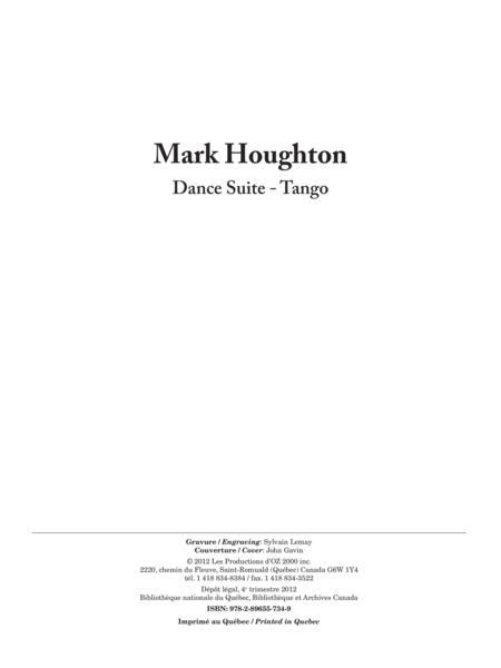 Dance Suite - Tango