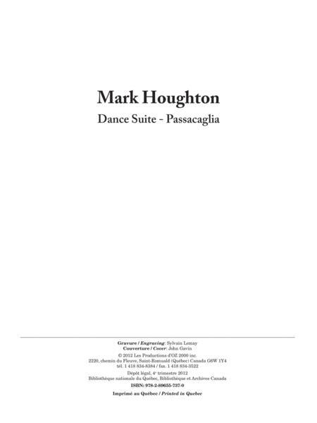Dance Suite - Passacaglia