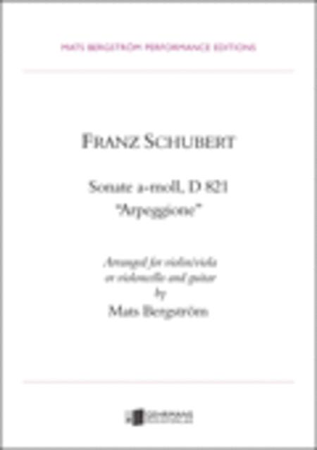 Sonate - A minor