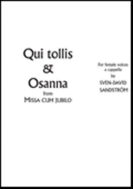 Qui tollis & Osanna