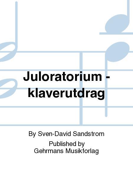 Juloratorium - klaverutdrag