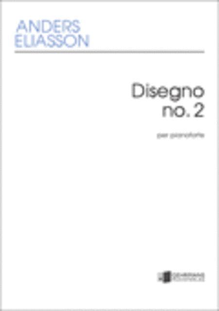 Disegno per pianoforte No. 2