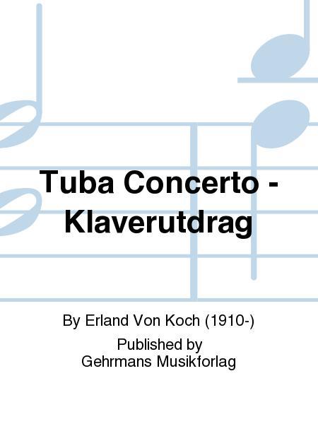 Tuba Concerto - Klaverutdrag