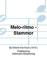 Melo-ritmo - Stammor