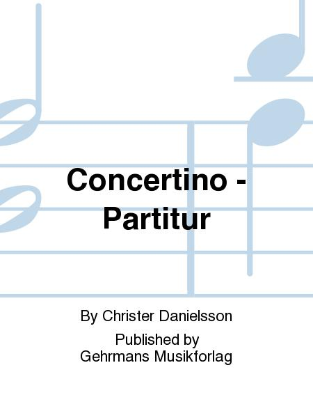 Concertino - Partitur