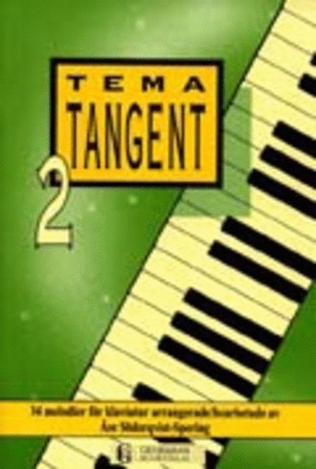 Tema tangent 2, bok inkl CD