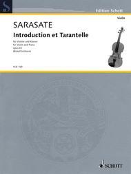 Introduction et Tarantelle op. 43