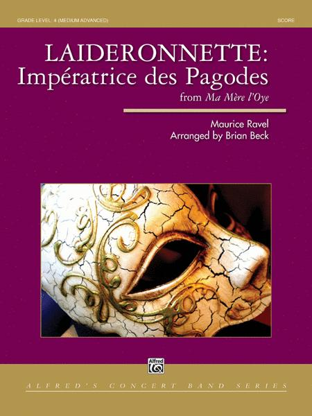 Laideronnette: Imperatrice des Pagodes (from Ma mere l'oye)