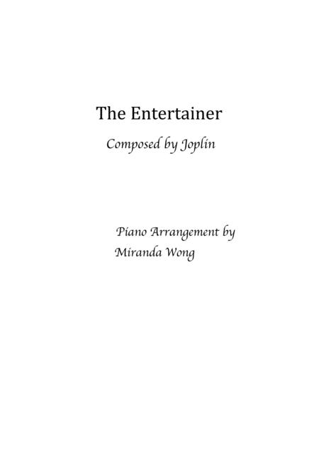 The Entertainer (Lovely Version)