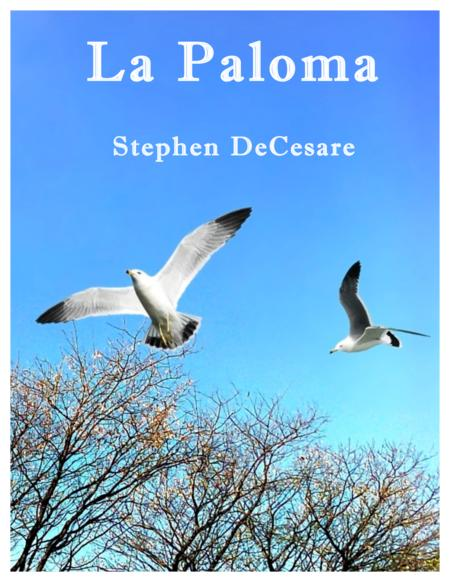 La Paloma (The Dove) (for SATB)