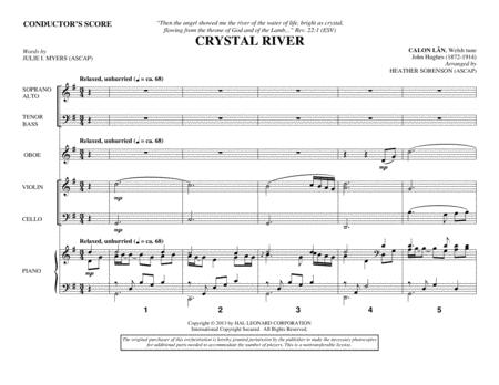 Crystal River - Score
