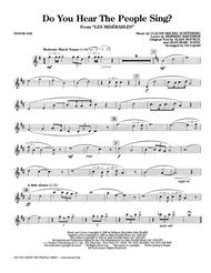 Do You Hear The People Sing? (from Les Miserables) (arr. Ed Lojeski) - Tenor Saxophone